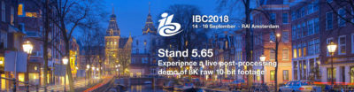 clustaur_at_ibc2018-amsterdam-rai